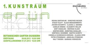 Flyer_KunstraumGrün
